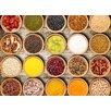 Crearreda Bella Casa Spices Wall Sticker