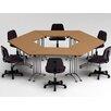 Reunion 6 Piece Conference Table Set