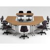 Reunion 6 Piece Conference Table Set