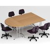 Reunion 3 Piece Conference Table Set