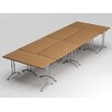 Reunion 13.5' Rectangular Conference Table (Set of 6)