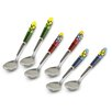 Egan Pane Amore E Fantasia 6 Piece Tea Spoon Set