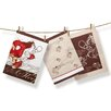 Egan 3-Piece Tea Towel Set
