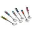 Egan Icalistini 6 Piece Tea Spoon Set