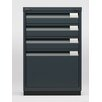 Bisley Direct 4-Drawer Retail Filing Cabinet