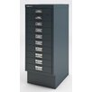Bisley Direct 10-Drawer Retail Multidrawer Filing Cabinet