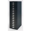 Bisley Direct 15-Drawer Retail Multidrawer Filing Cabinet