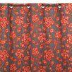 Madura Lucy Curtain Single Panel