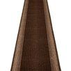 Carpet Runners UK Capitol Dark Brown Area Rug