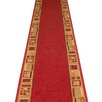 Carpet Runners UK Jena Red Area Rug