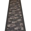 Carpet Runners UK Bora Graphite Area Rug