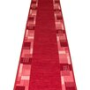 Carpet Runners UK Montana Red Area Rug