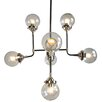 Y Decor 8 Light Candle Chandelier