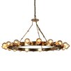 Y Decor 22 Light Candle Chandelier