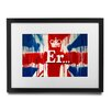 Pingo World 'Union Jack Er' by Banksy Framed Graphic Art