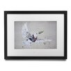Pingo World 'Dove of Peace' by Banksy Framed Graphic Art