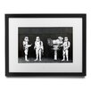 Pingo World 'Stormtroopers Filming Oscars' by Banksy Framed Graphic Art