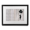 Pingo World Fly Away by Banksy Framed Graphic Art