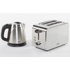 Igenix 2 Slice Toaster and Kettle Breakfast Set