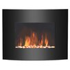 Igenix Hamilton 1.8kW Flame Effect Wall Mounted Electric Fireplace