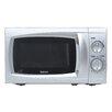 Igenix 20L 700W Countertop Microwave in Silver