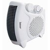 Igenix Flat/Upright 2,000 Watt Portable Electric Fan Compact Heater