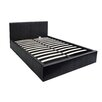 Ark Furniture Wholesale Boston Single Storage Ottoman Bed