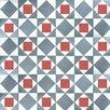 "Coordonne 30' x 18.5"" Kaleido Tiles Wallpaper"