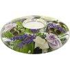 Dreamlight Teelichthalter Provence aus Glas