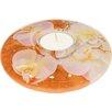 Dreamlight Teelichthalter Pure Orchid aus Glas