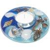 Dreamlight Teelichthalter Ocean aus Glas