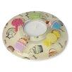Dreamlight Teelichthalter Sweet Cupcake aus Glas