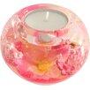 Dreamlight Teelichthalter Rosalie aus Glas