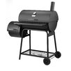 """Royal Gourmet Corp 45.3"""" Charcoal Grill with Offset Smoker"""