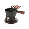 Boska Holland Pro Cast Iron Fondue Set