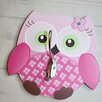 Toad and Lily Girls Owl Wall Hook