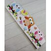 Toad and Lily Girls Owl Cloth Rack