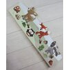 Toad and Lily Animal Friends Forest Woodland Cloth Rack