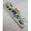 Toad and Lily Boys Contruction Truck Cloth Rack