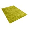 Vercai Rugs Brilliant Green Area Rug