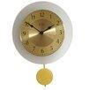 KCS Gruppe Uhren 23cm Quartz Pendulum Clock