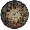 KCS Gruppe Uhren 30cm Quartz Wall Clock