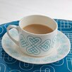 Cordello Home Signature Cup and Saucer (Set of 4)