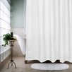 Chambray & Co. Faulkner 100% Cotton Thai Sheer Ultra Spa Shower Curtain