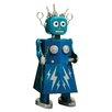 Enesco Saint John Electra Robot Figurine