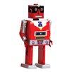 Enesco Saint John Laser Robot Figurine