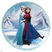 Enesco Enchanting Disney Sisterly Bond (Anna and Elsa) Wall Decorative Plate