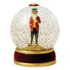 Enesco Magnificent Meerkats Alexei Water Ball Figurine