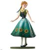 Enesco Disney Showcase Frozen Fever Anna Figurine