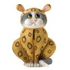 Enesco Comic and Curious Cats Onesie Figurine
